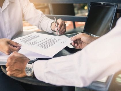 a Business Litigation Attorney in Orange County